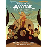 Avatar The Last Airbender--The Lost Adventures and Team Avatar Tales Library Edition