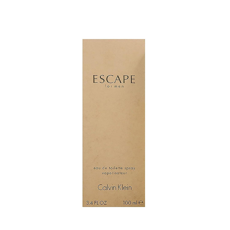 73ab783d4 Calvin Klein Escape for Men, 3.4 oz EDT Spray: Amazon.ae