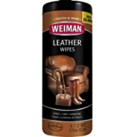 Deals on Weiman Wipes-Non Toxic Clean Condition UV Protection