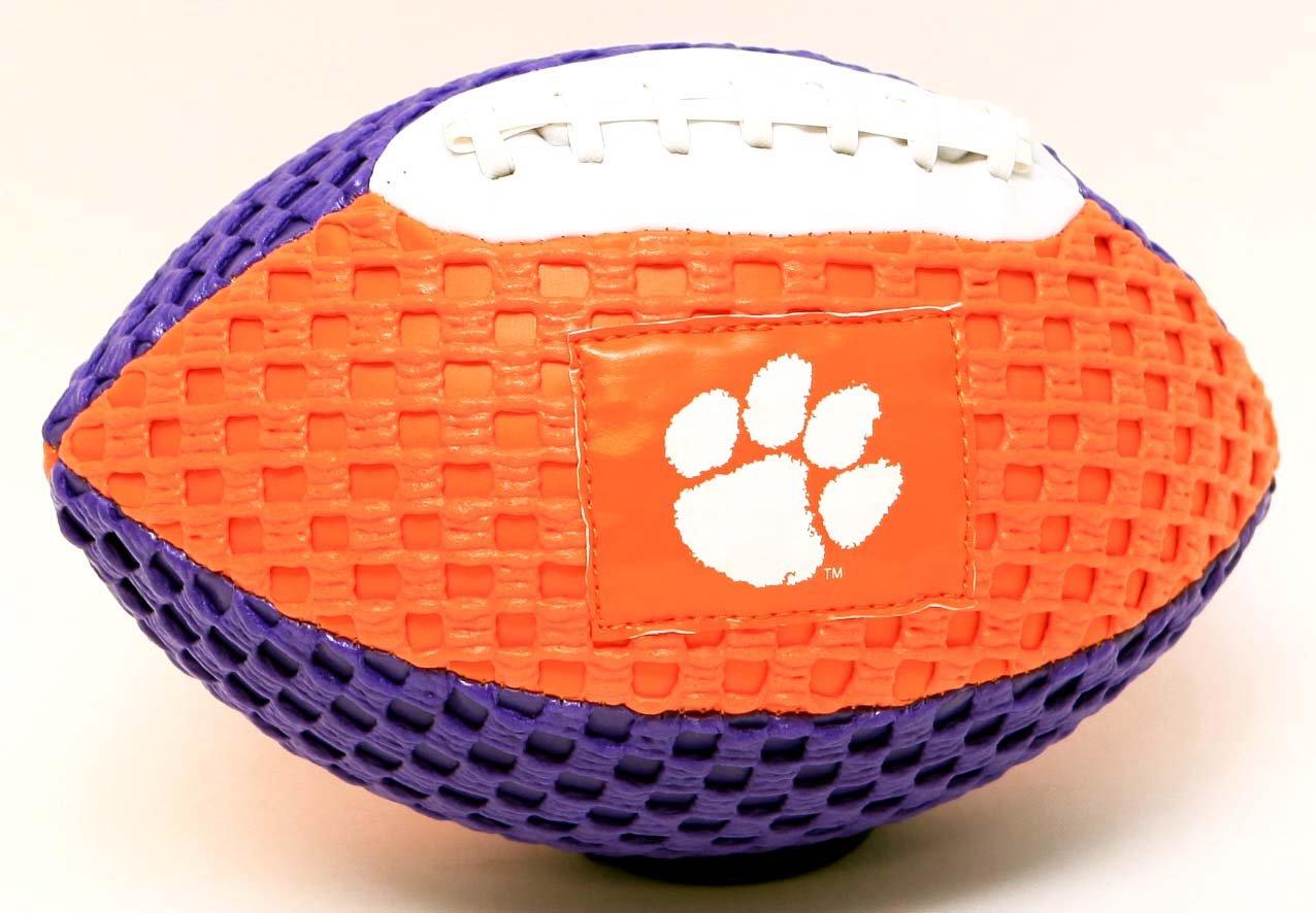Clemson Tigers Fun Gripper 8.5 Football NCAA By: Saturnian I