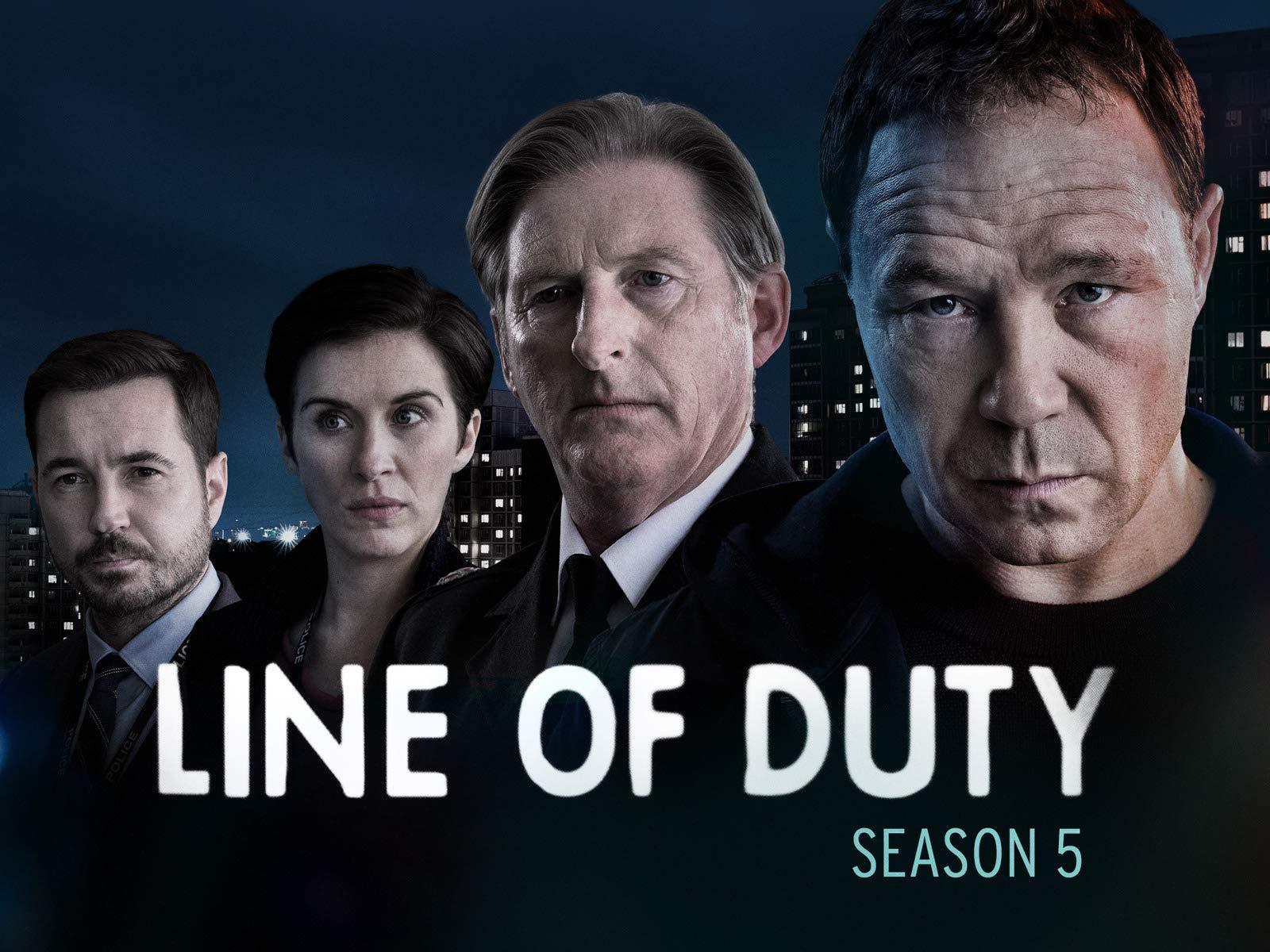 line of duty season 4 online free