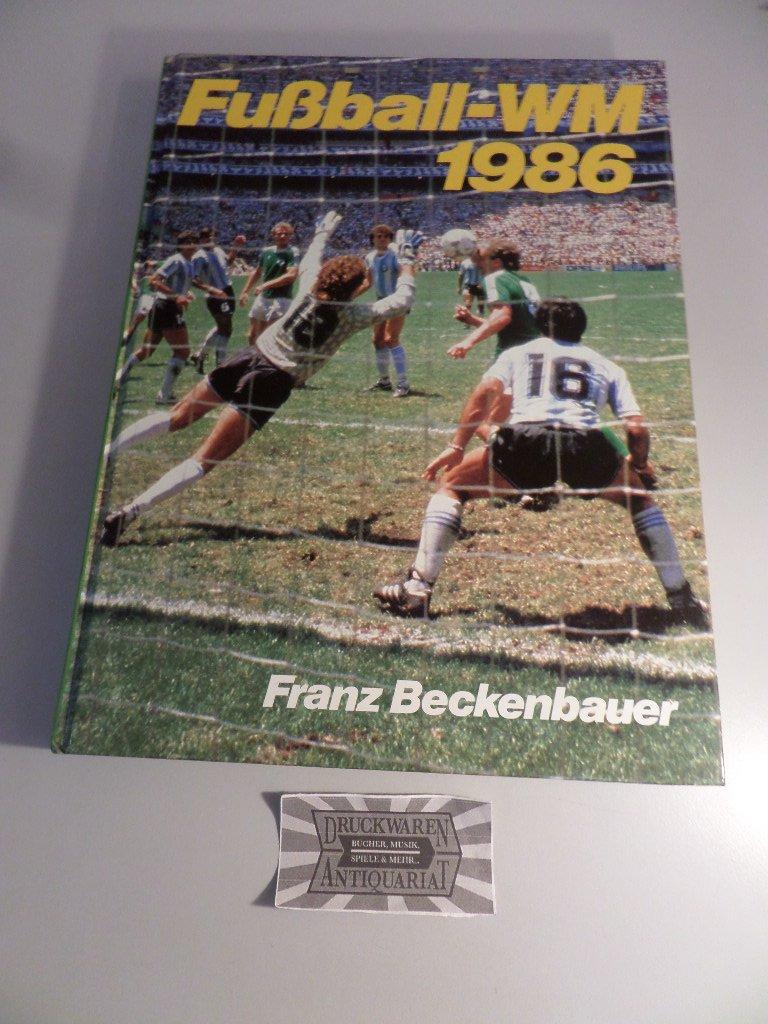 Fußball-WM Mexiko 1986. Bilder, Berichte und Kommentare über die XIII. Fußball-Weltmeisterschaft in Mexiko.