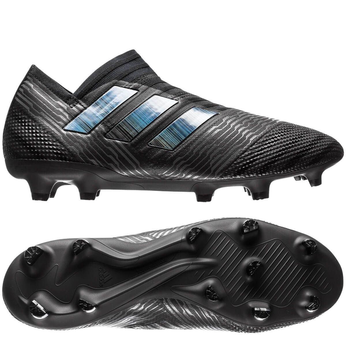 adidas Men's Nemeziz 17+ 360 Agility FG Soccer Cleats B0743H38RT 8.5 D(M) US|Coreblack/Black