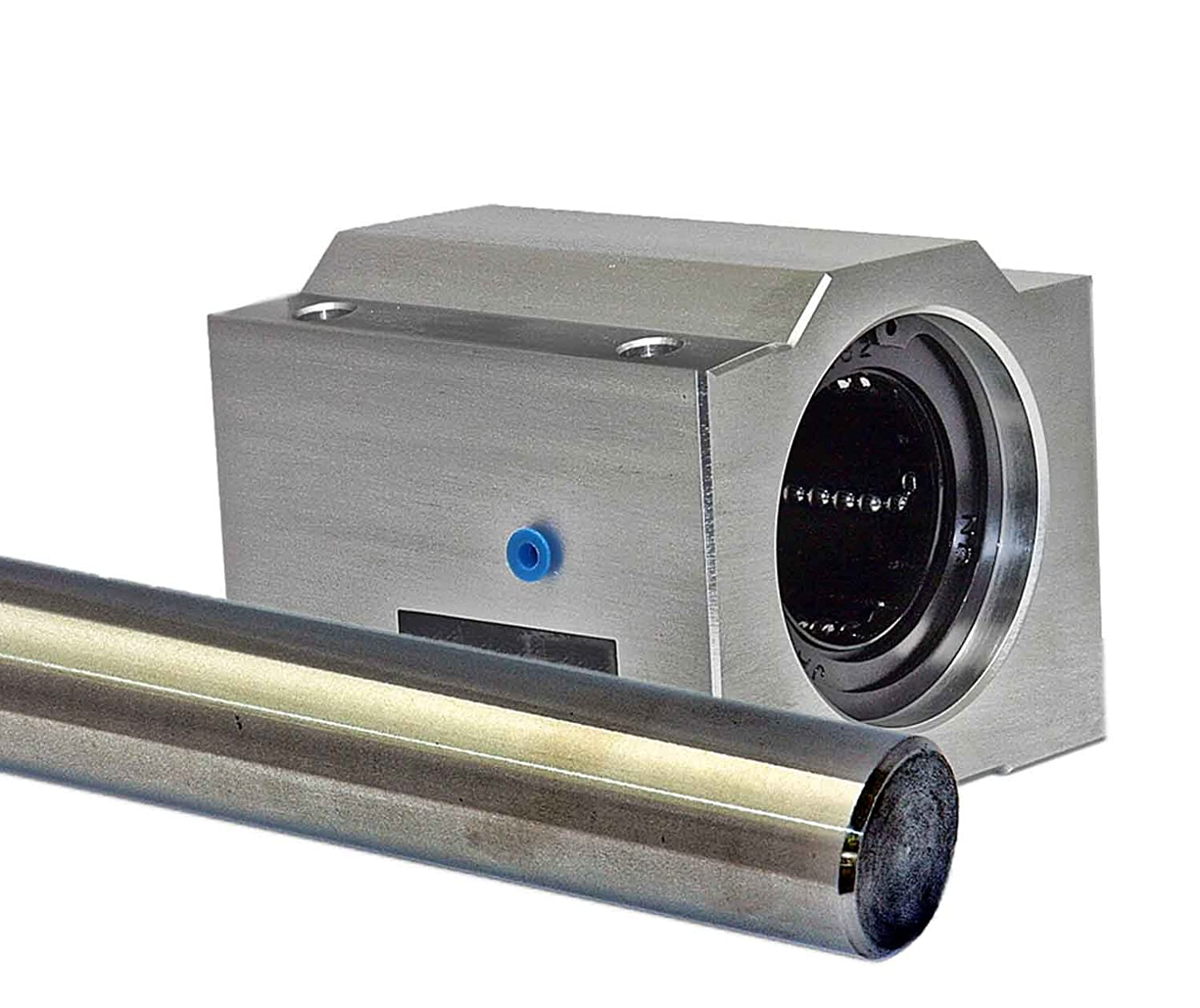 Linear Motion 20 mm Shaft Case Hardened Chrome Plated 30 Length Metric
