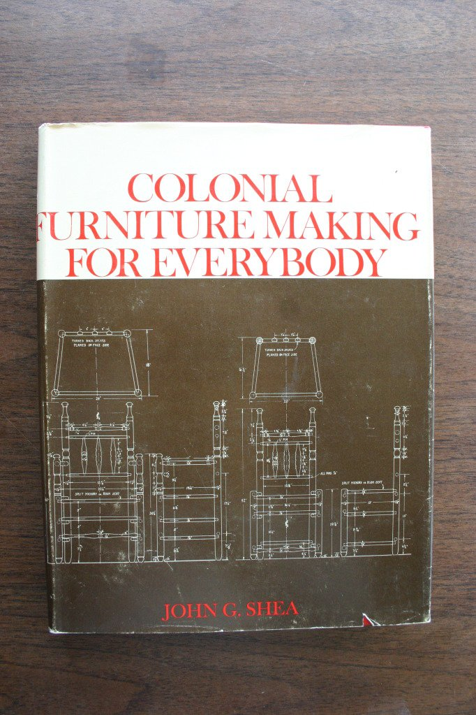 Colonial Furniture Making for Everybody