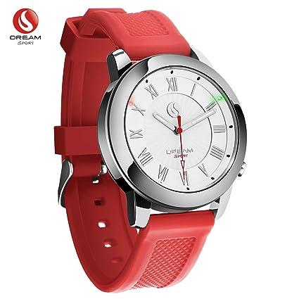 Amazon.com: Dream Sport Reloj inteligente híbrido, analógico ...