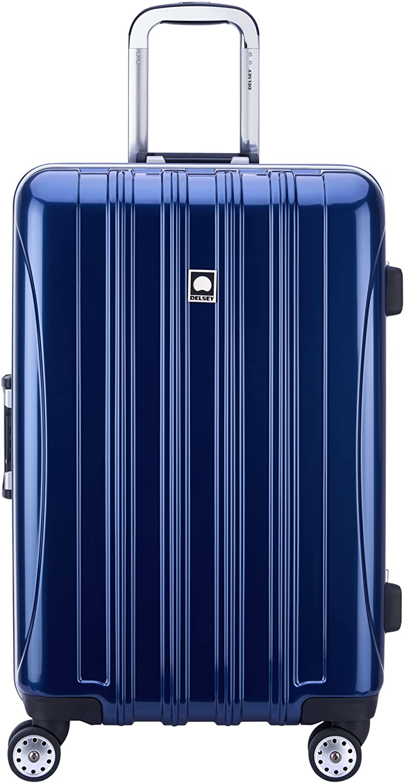 Delsey Paris Aero Frame Spinner Hardside Luggage
