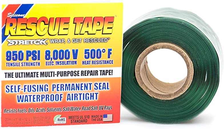 3m Heat-Resistant Bonding Self Fusing Wire Hose Tape Water Pipe Repair Tape Home