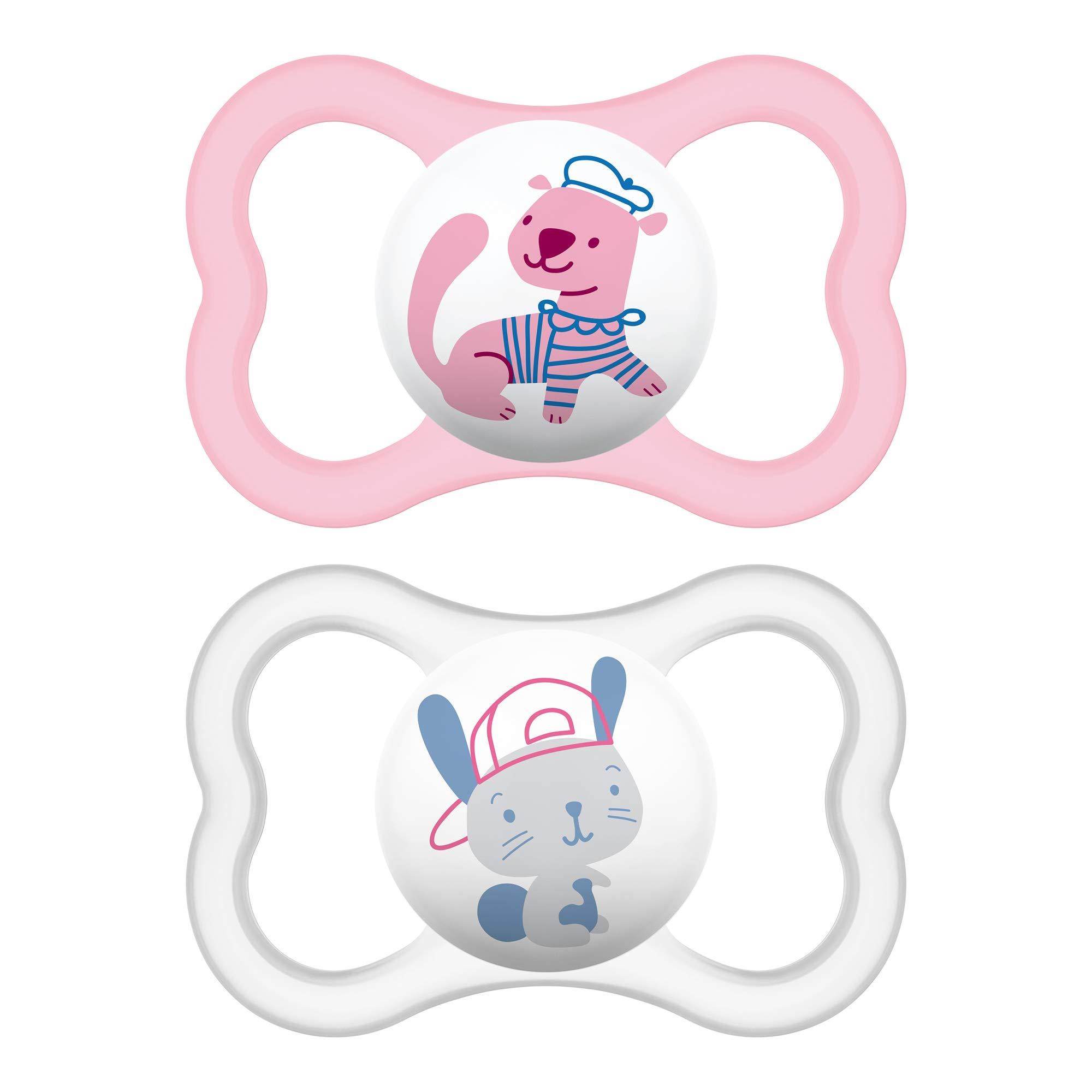 MAM Sensitive Skin Pacifiers, Baby Pacifier