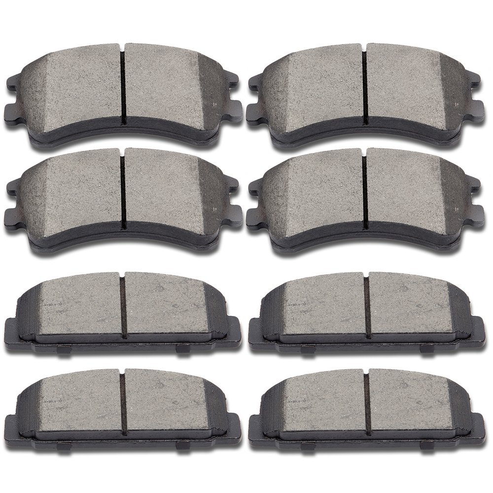 Stoptech Sport Brake Pads Front /& Rear Set for 99-08 Acura TL non-Type-S