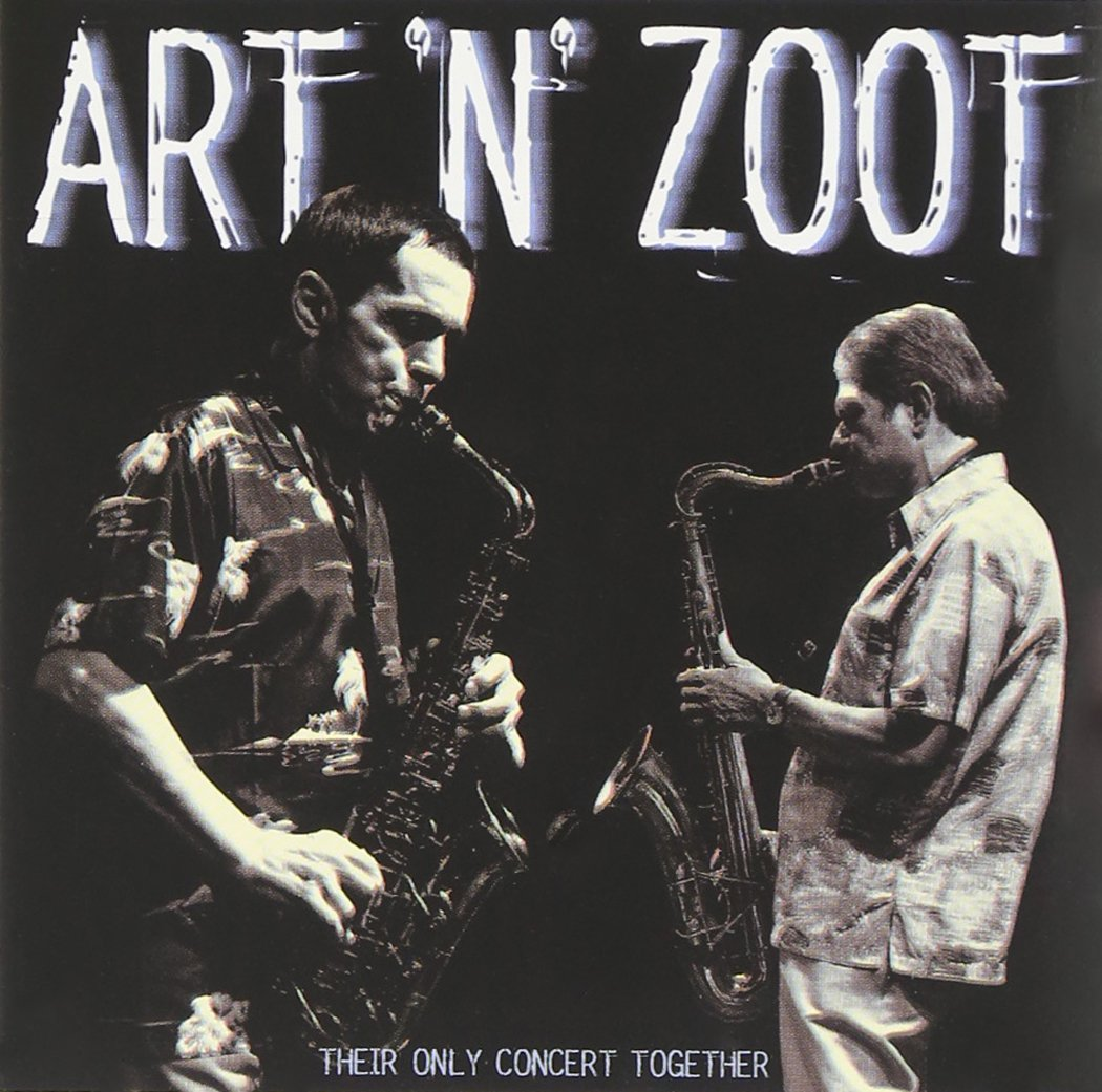 CD : Art Pepper - Art N Zoot (CD)