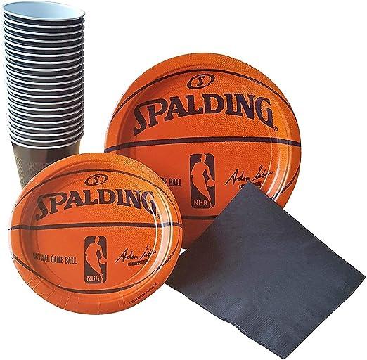 Spalding baloncesto partido suministros Pack para 18 personas ...