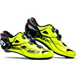 Sidi Shot Carbon Road Shoes (EU 40, Bright Yellow)