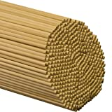 """Wooden Dowel Rods – 1/4"""" x 36"""" Unfinished"""