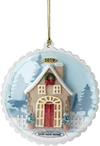 Lenox 886854 2019 New Home Ornament