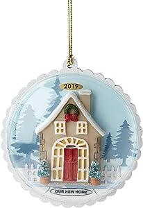 Lenox 886854 2019 New Home Ornament