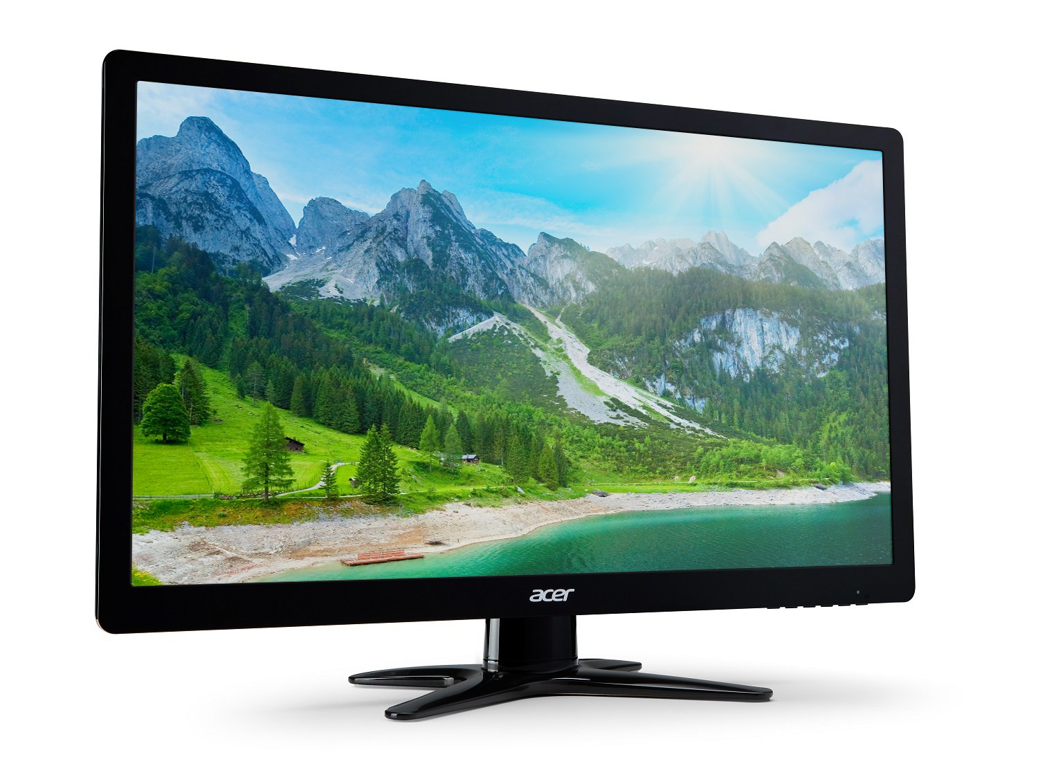 Acer G206HQL bd 19.5-Inch LED Computer Monitor Back-Lit Widescreen Display by Acer (Image #3)