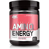 Optimum Nutrition Amino Energy Watermelon Anytime Energy and Amino Acids, 65 Servings
