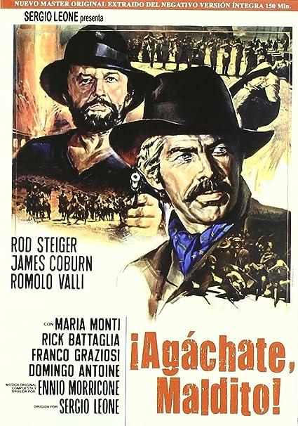 Agachate Maldito [DVD]: Amazon.es: Varios: Cine y Series TV