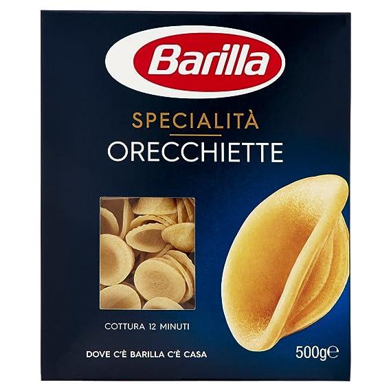 Barilla Pasta Specialità Orecchiette Pugliesi Semola Di Grano Duro