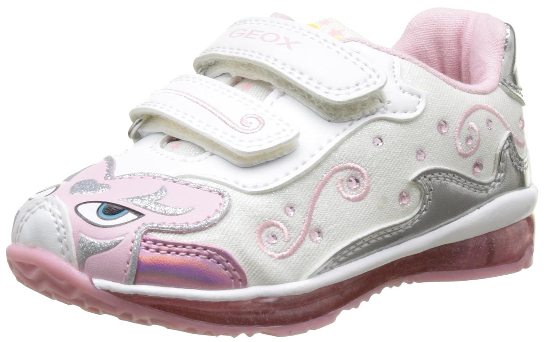 Geox B Todo Girl B, Botines de Senderismo para Bebé s Botines de Senderismo para Bebés B7285B05410