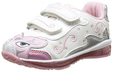 Geox B Todo Girl B, Botines de Senderismo para Bebés: Amazon.es: Zapatos y complementos