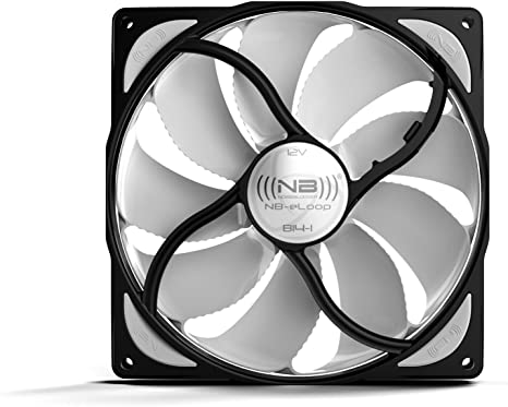 Noiseblocker NB-eLoop B14-1 - Ventilador (140 mm): Amazon.es ...