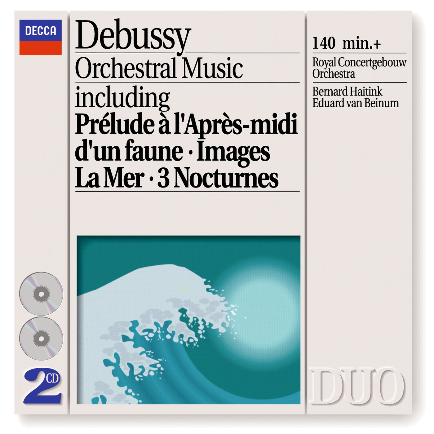 Debussy: Orchestral Music by Philips