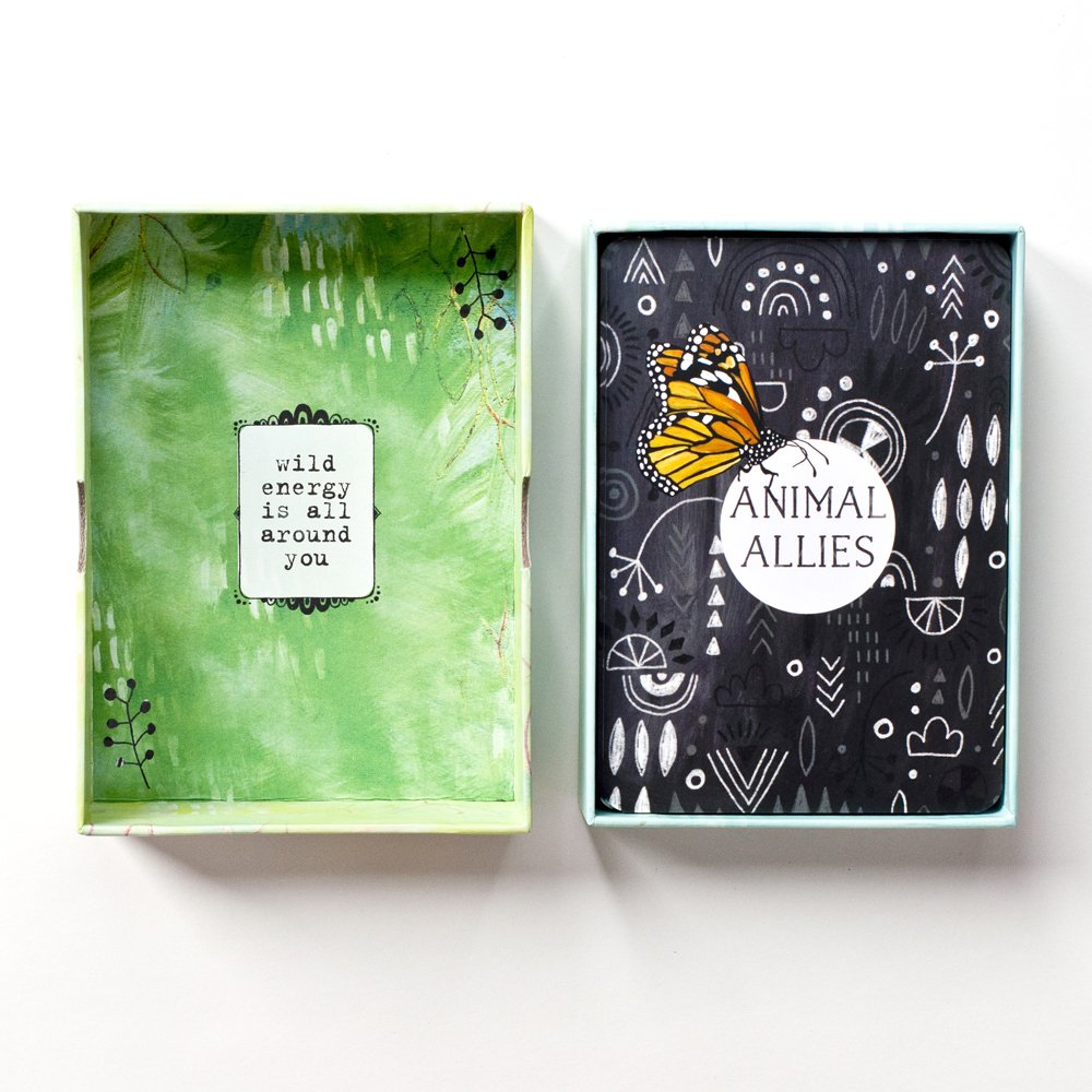 Jessica Swift Animal Allies Oracle Cards by Jessica Swift (Image #4)