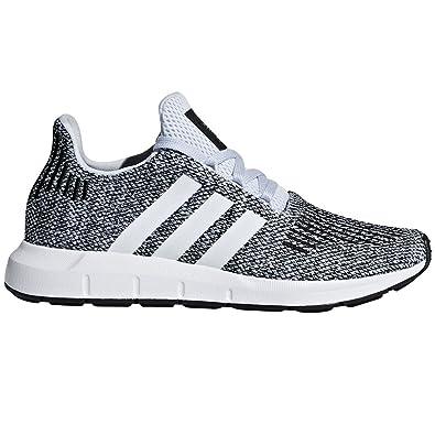adidas Originals Sneaker Swift Run AC8442 Schwarz Hellblau