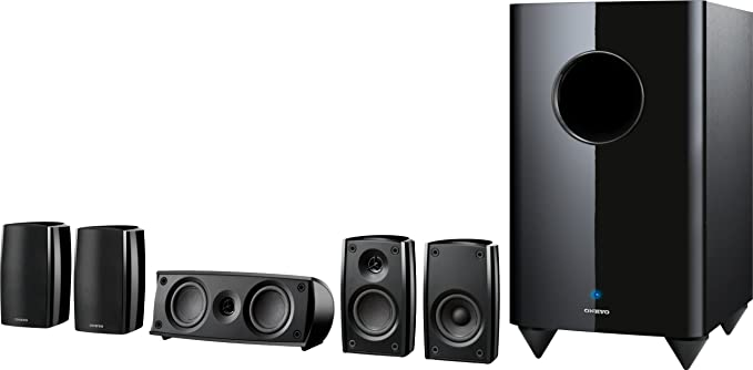 Onkyo SKS-HT540 7 1 Channel Home Theater Speaker System