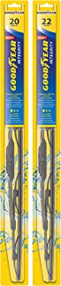 product image for Goodyear Integrity Windshield Wiper Blades 22 Inch & 20 Inch Set