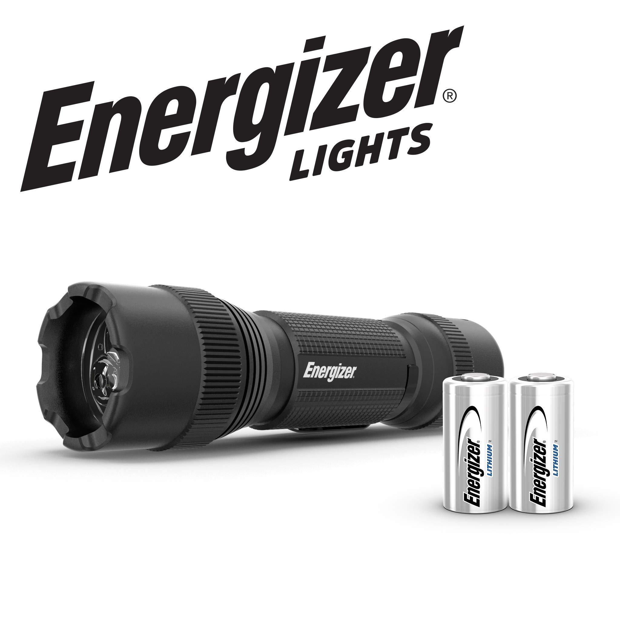 Ultra Bright 700 High Lumens Flash Energizer Tac700 Tactical LED Flashlight