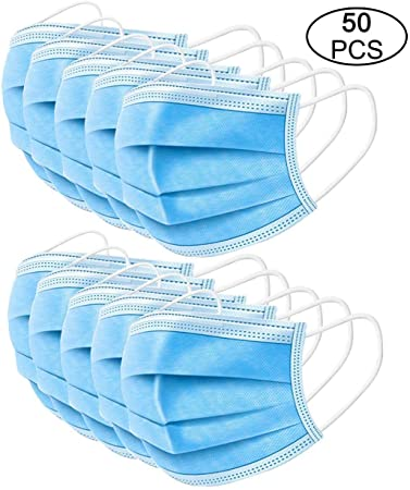 surgical mask disposable sold by amazon