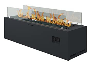 Muenkel Design Spirit Gas Feuerstelle Aussenbereich Erdgas Mit