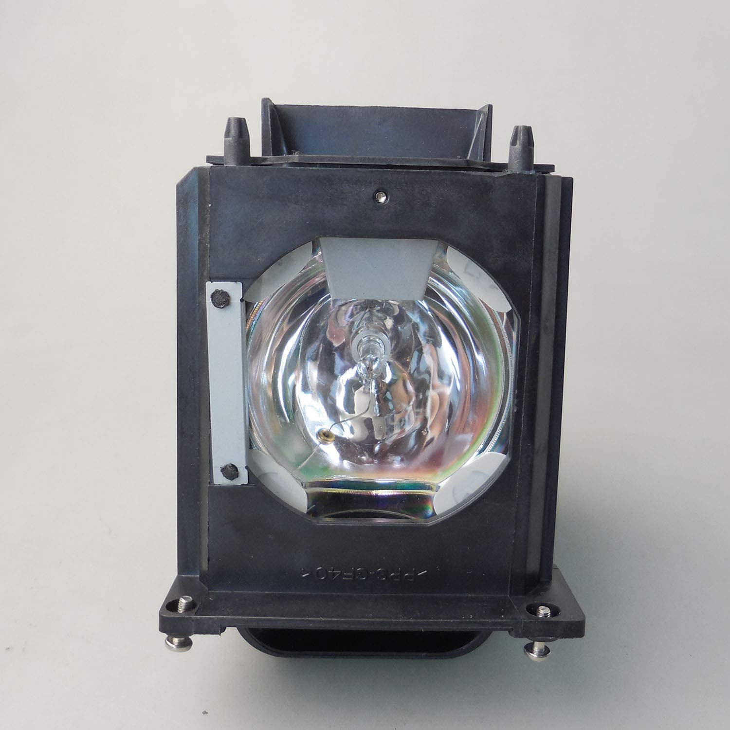 Compatible 915B403001 for WD73736 WD73737 WD73835 WD73837 WD73C8 WD73C9 Mitsubishi Lamp with Housing by Amazing Lamps