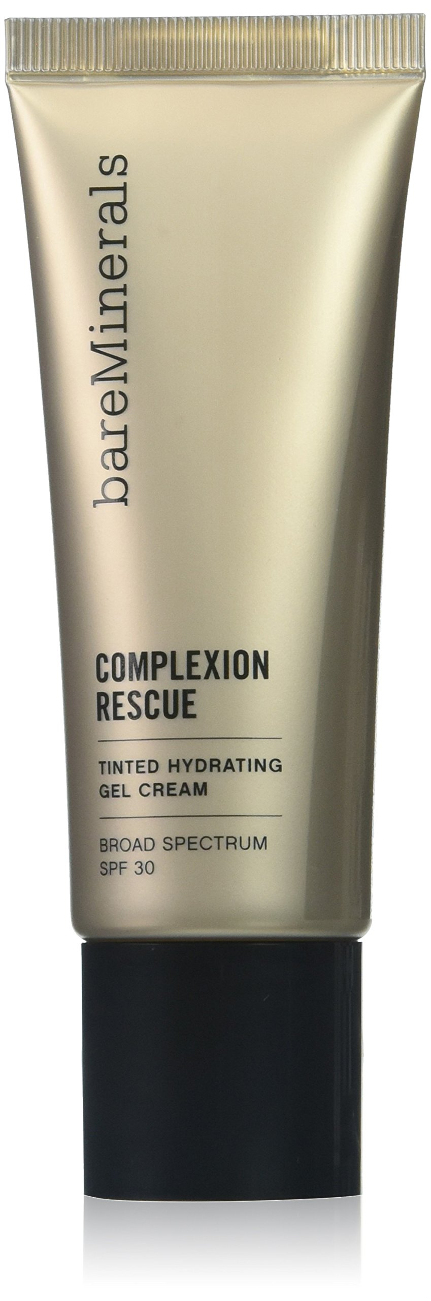 bareMinerals Complexion Rescue Tinted Hydrating Gel Cream SPF 30, Bamboo 5.5, 1.18 Ounce