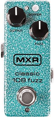 MXR M296 Classic 108 Fuzz Pedal