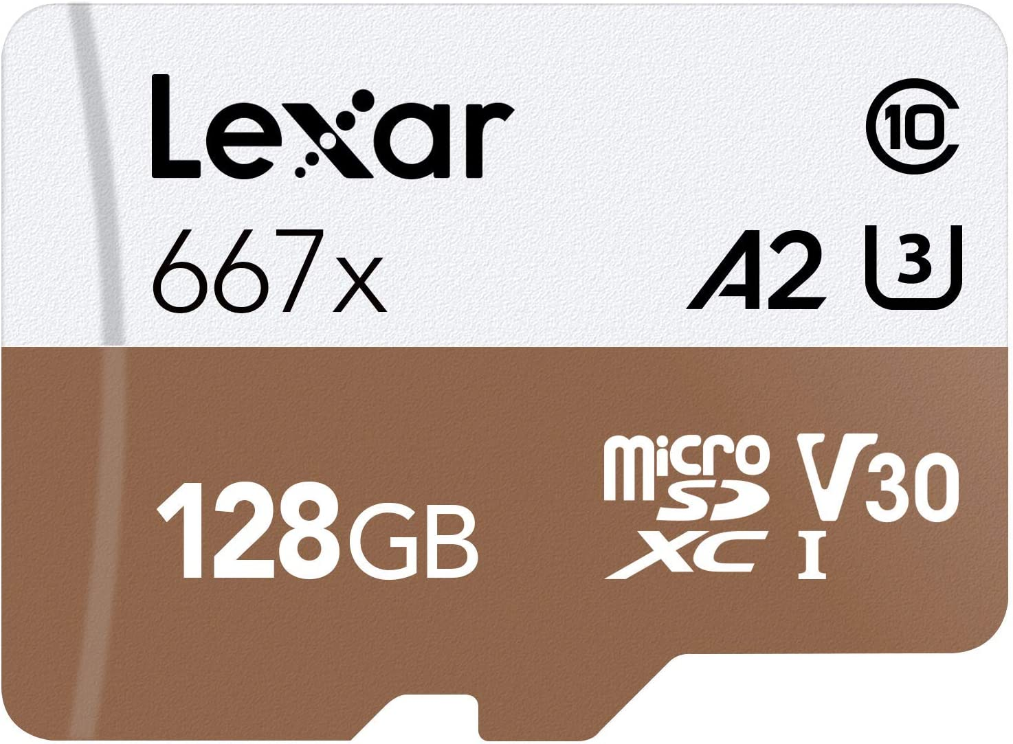 lexar micro sd card for dash cam