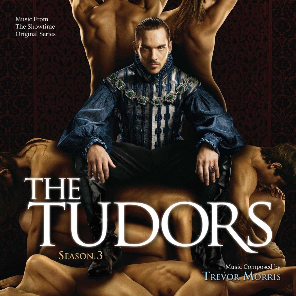 CD : Trevor Morris - The Tudors: Season 3 (score) (original Soundtrack) (CD)