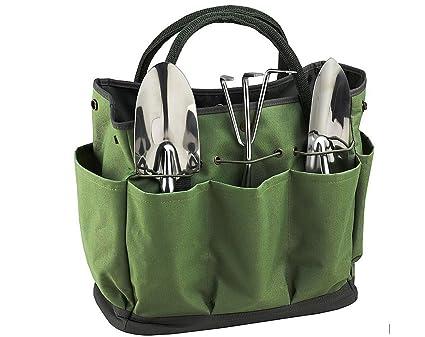 Amazon.com: JKLcom Bolsa de jardinería, bolsa de ...