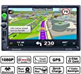 REAKOSOUND 7 pollici 2 Din UNIVERSALE Autoradio Stereo /GPS Navigatore/Mirror link for Android /Bluetooth/ usb/Telecomando(7157G)