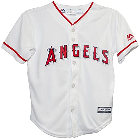 6d49344e8 Amazon.com   Los Angeles Angels Home Cool Base Infant Size Jerseys ...