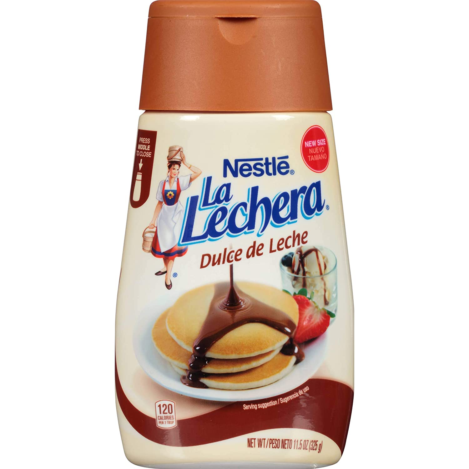 Nestle La Lechera Dulce De Leche Condensed Milk, 11.5 Ounce -- 12 per case.: Amazon.com: Grocery & Gourmet Food