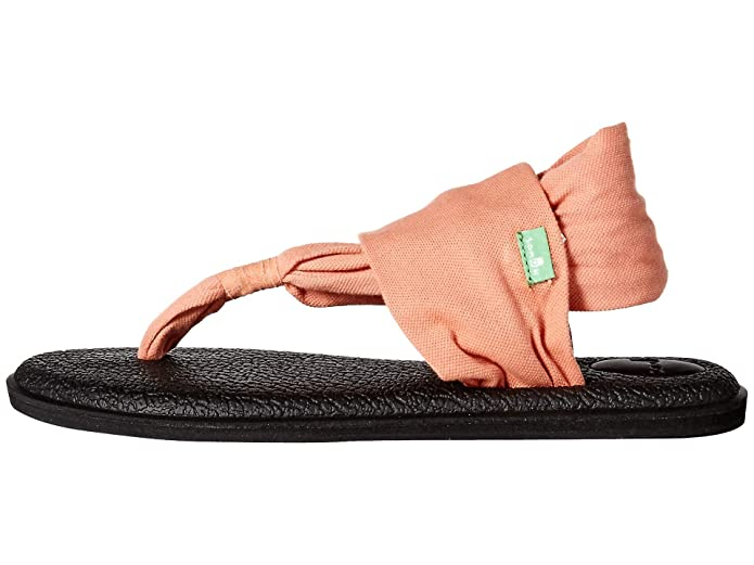 Sanuk Womens Yoga Sling 2 Flip Flop: Amazon.es: Zapatos y ...
