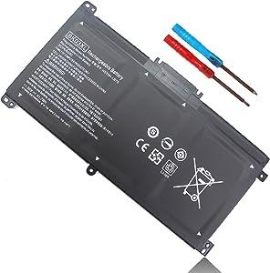 BK03XL Battery for HP Pavilion X360 14-ba0xx 14-ba1xx 14m-ba0xx 14m-ba1xx 14m-ba011dx 14m-ba013dx 14m-ba114dx 14m-ba015dx 14-ba253cl 14-ba125cl 14-ba175nr 14-ba051cl 916811-855 916812-855 916366-421