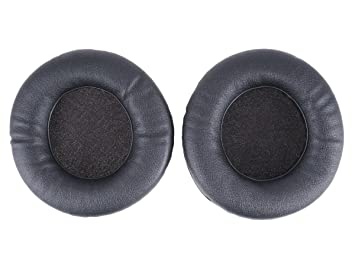 WEWOM almohadillas de repuesto para cascos JBL E50 BT, negro