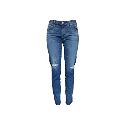 AG Adriano Goldschmied Women's Stilt Cigarette Leg Jean: Clothing