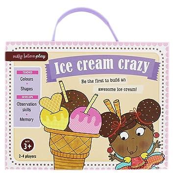Ice cream crazy game amazon toys games ice cream crazy game ccuart Image collections