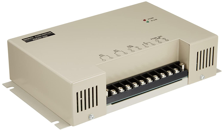 富士電機機器制御 信号線中継ユニット シグナルコンバータ センタ側 RM20-WA/AC100-240V B073BYYGKD